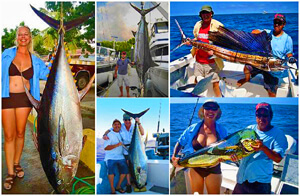 big fish in costa rica