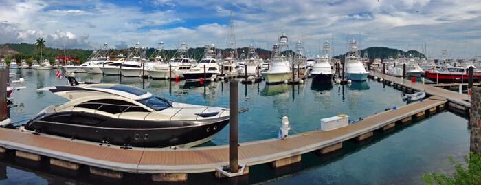 los suenos marina boats