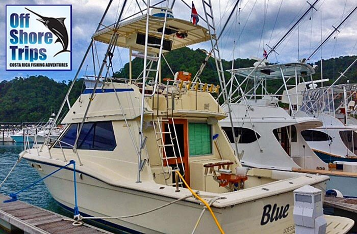 Best rated los suenos fishing charters in costa rica for Los angeles fishing charters